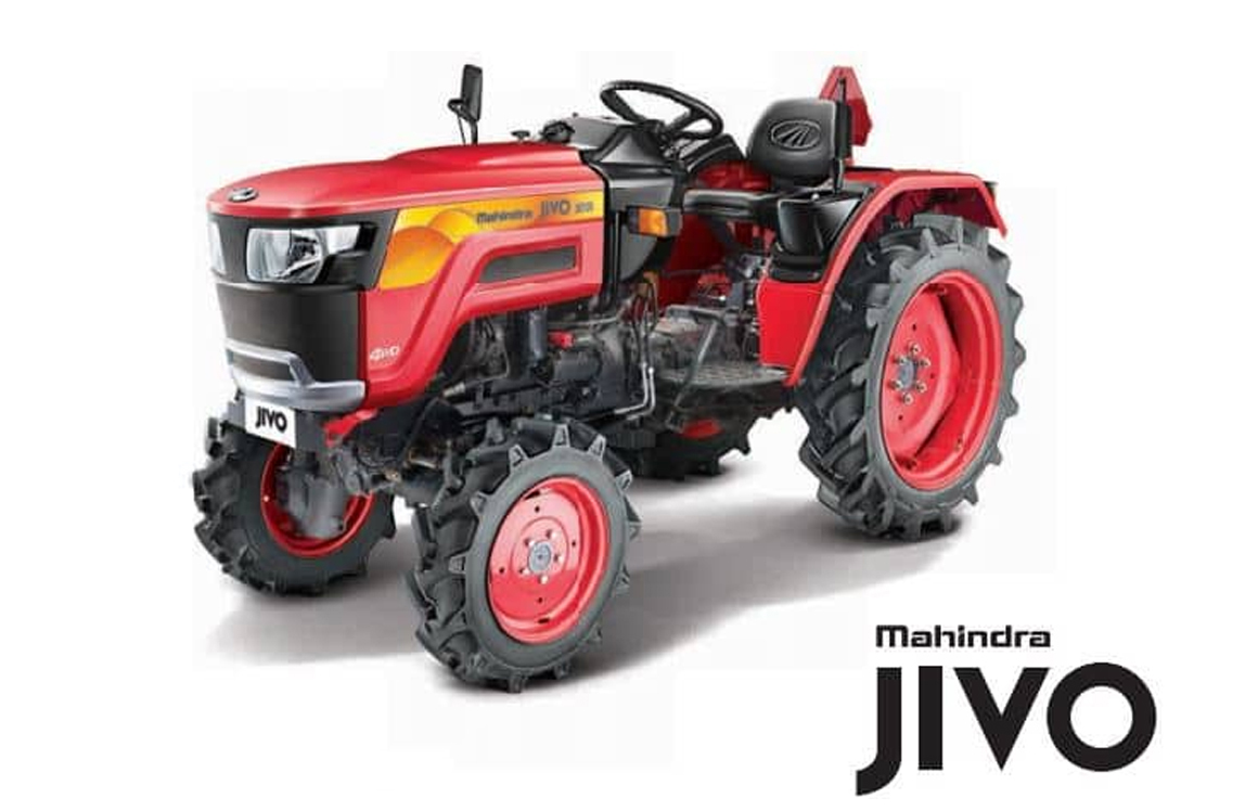 Mahindra Jivo 225 DI 2WD Mini Tractor |  price, Specifications.‎