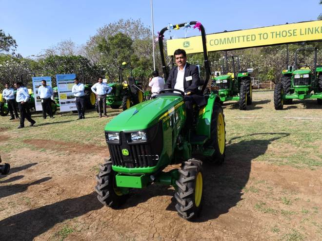 John Deere 3028 EN Tractor Price Specifications Mileage 2019