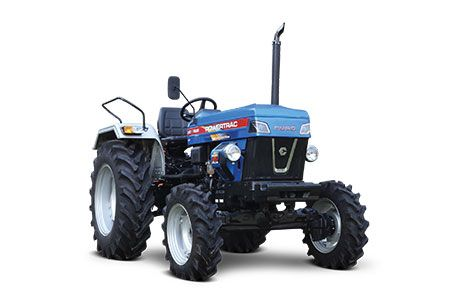 Euro 75 4WD Tractor Price Specifications Mileage 2019