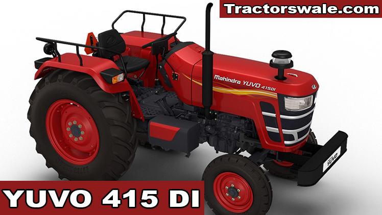 Mahindra Yuvo 415 DI Tractor
