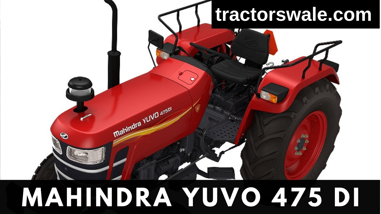 Mahindra Yuvo 475 DI Price Specification | 42 HP Mahindra