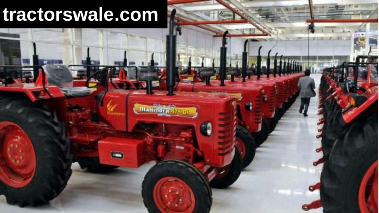 Top 10 Mahindra Tractors Company in India Price Specifications 2019