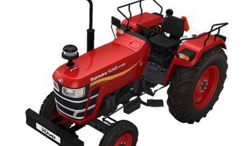 Yuvo 415 Di Tractor