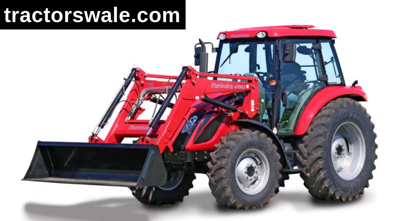 Mahindra MForce 100P 100 Horse Power Tractor 2019 Price Specs