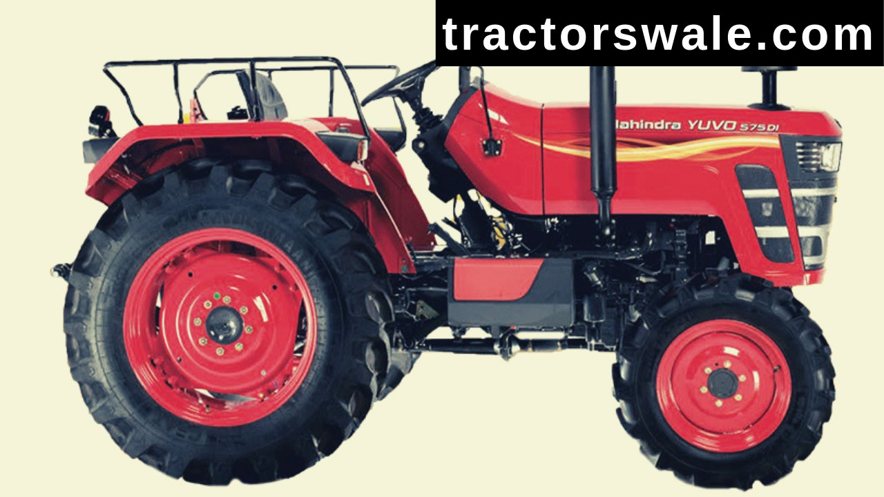 Mahindra Yuvo 575 DI Tractor Price List Specifications