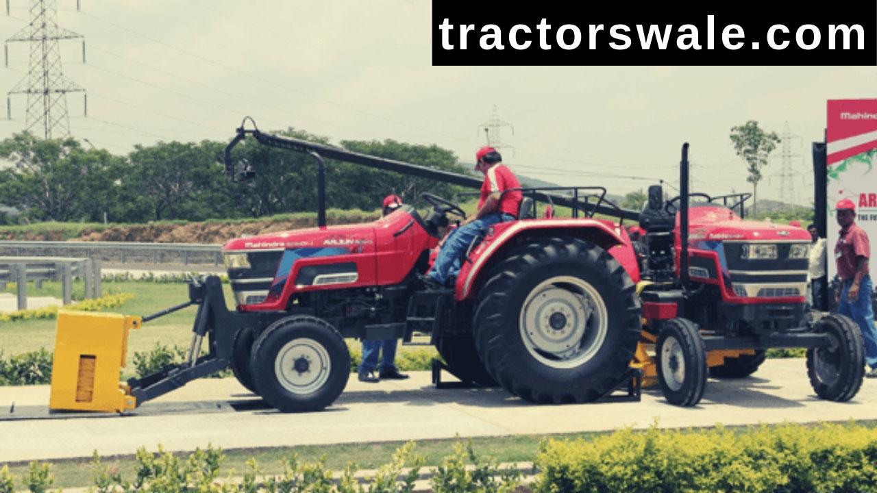 Mahindra Tractor – Arjun Novo 605 DI Price Specification