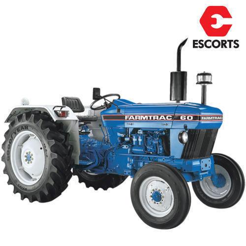 Farmtrac 60 Tractor