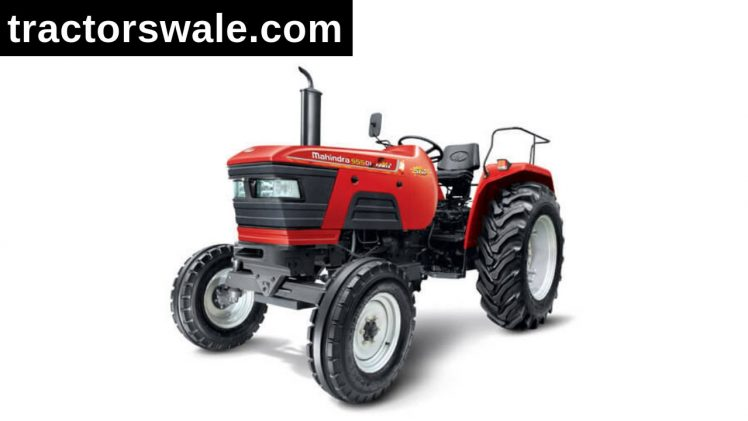 Mahindra 555 DI Power Plus Tractor – Price Specifications 2019