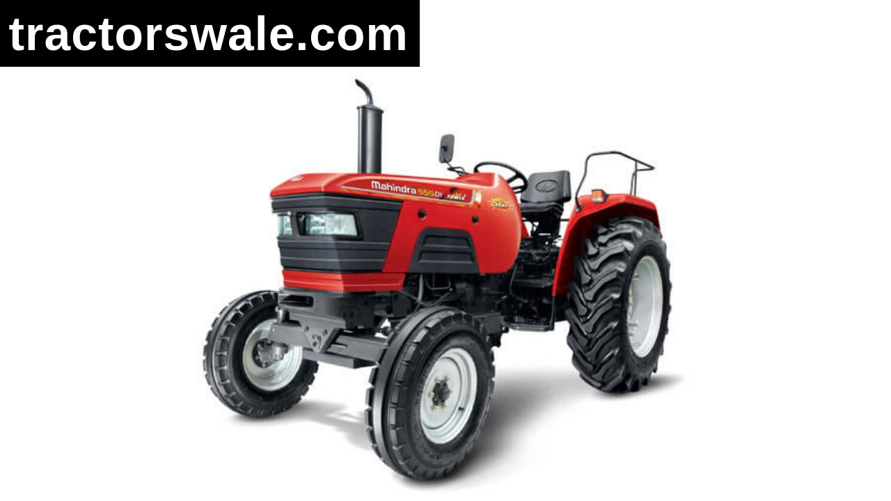 Mahindra 555 DI Power Plus Tractor - Price Specifications 2019