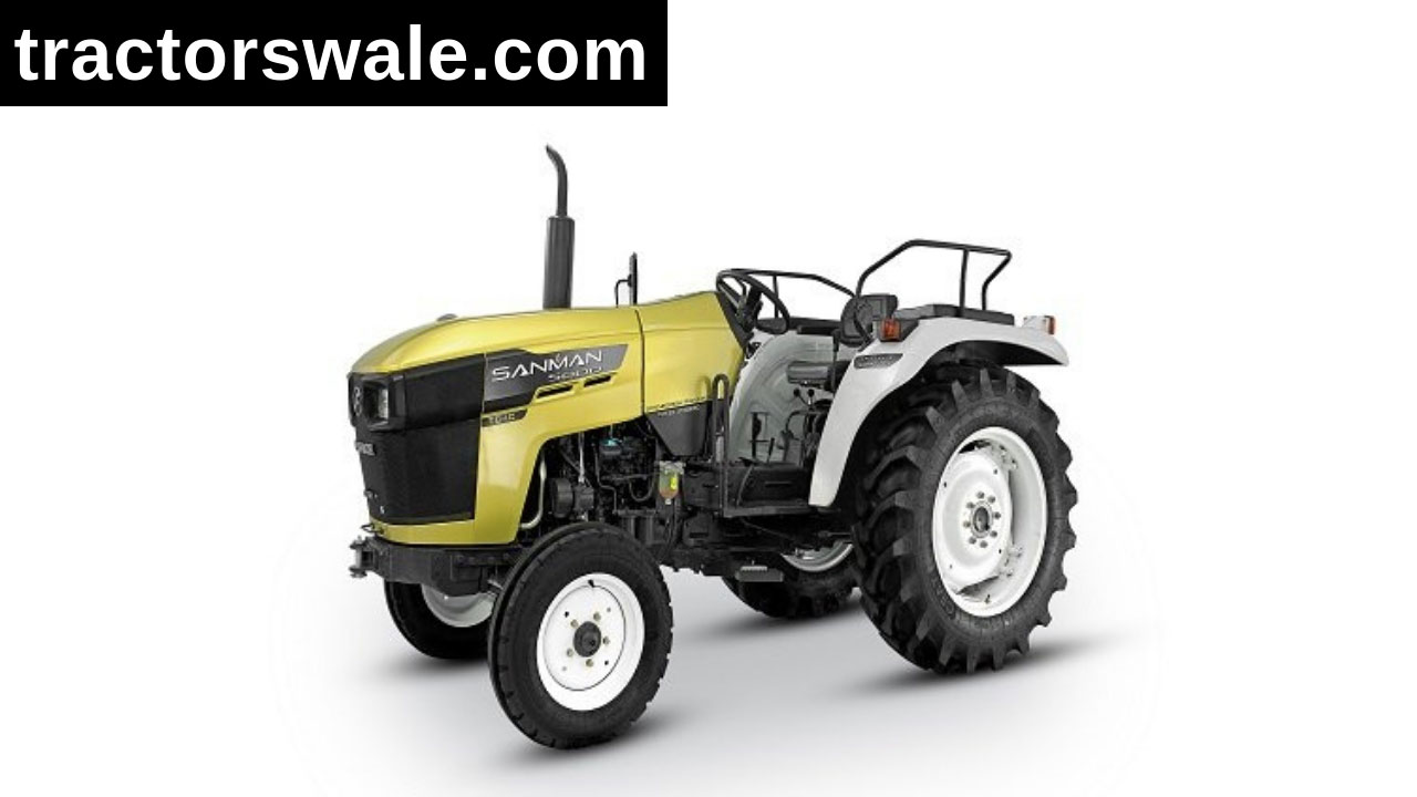 Force Sanman 6000 Tractor 2019 Price Specifications Mileage