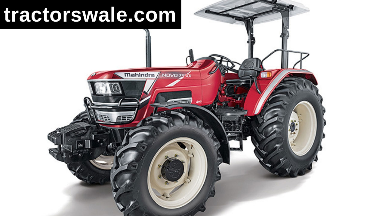Mahindra Novo 755 DI Tractor (2019) Price, features, Specifications India