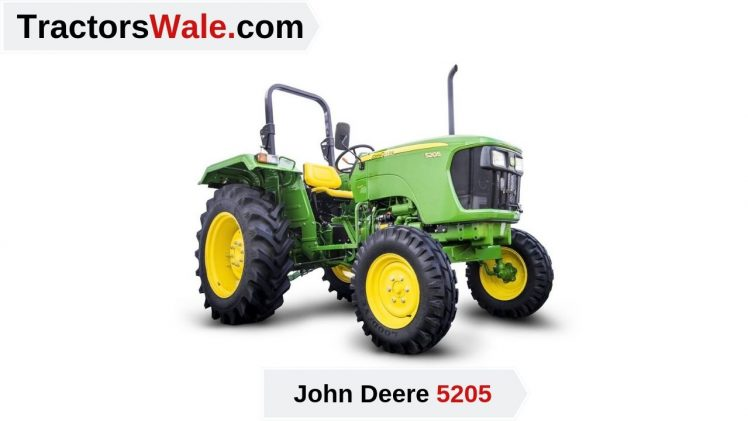 John Deere 5205 Tractor Price specifications – John Deere Tractor