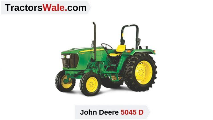 John Deere 5045 D Tractor Price specifications – John Deere Tractor