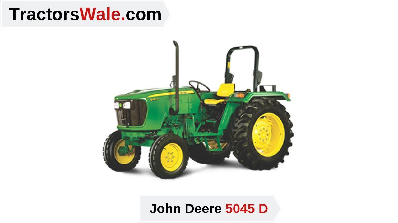 John Deere 5045 D Tractor Price specifications - John Deere Tractor