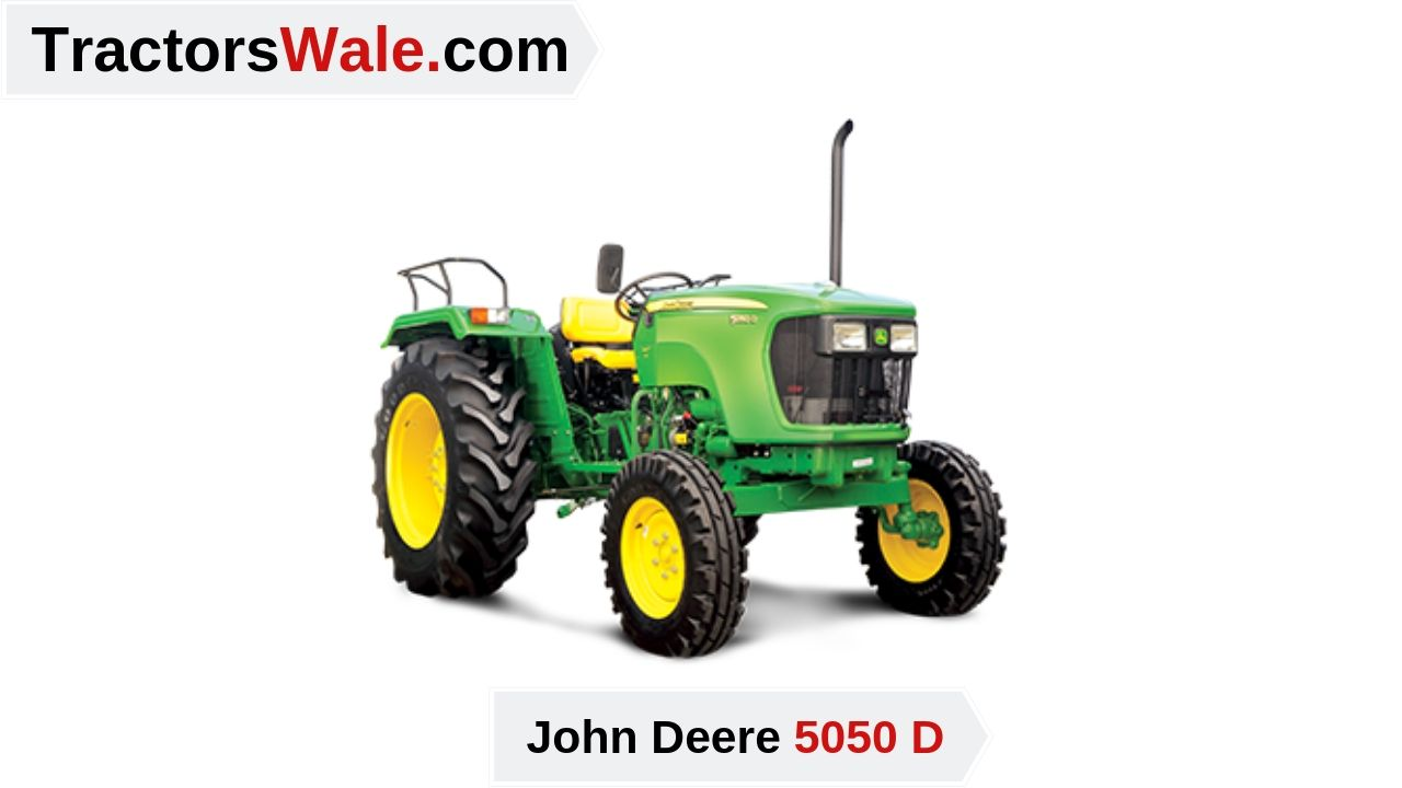 John Deere 5050 D Tractor Price specifications - John Deere Tractor