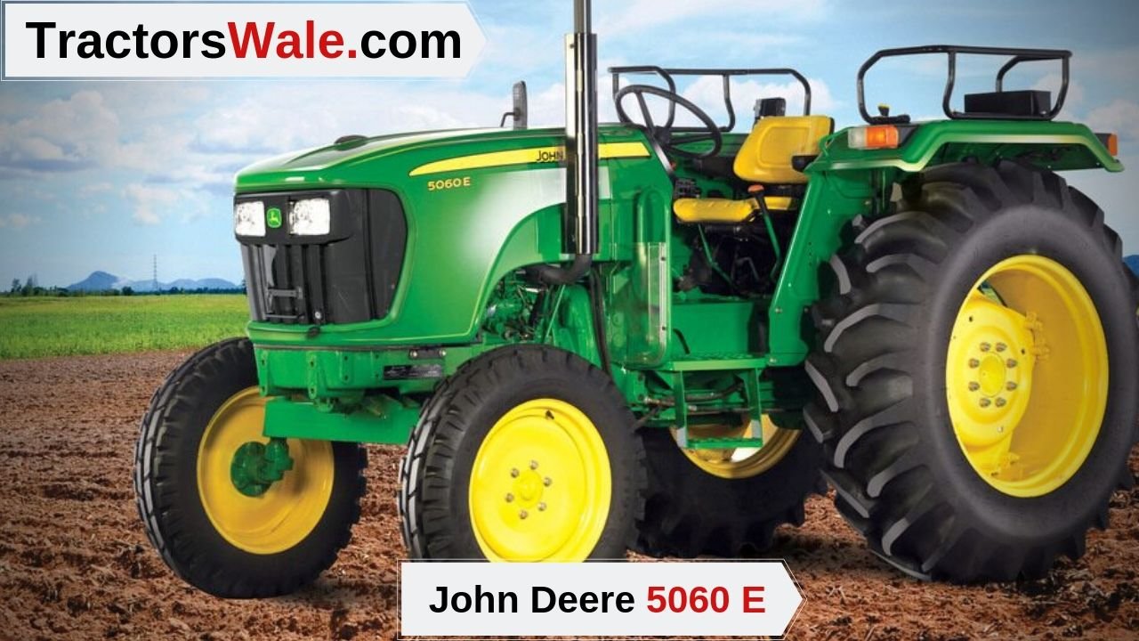 John Deere 5060 E Tractors | 60 HP Tractors | John Deere Tractors