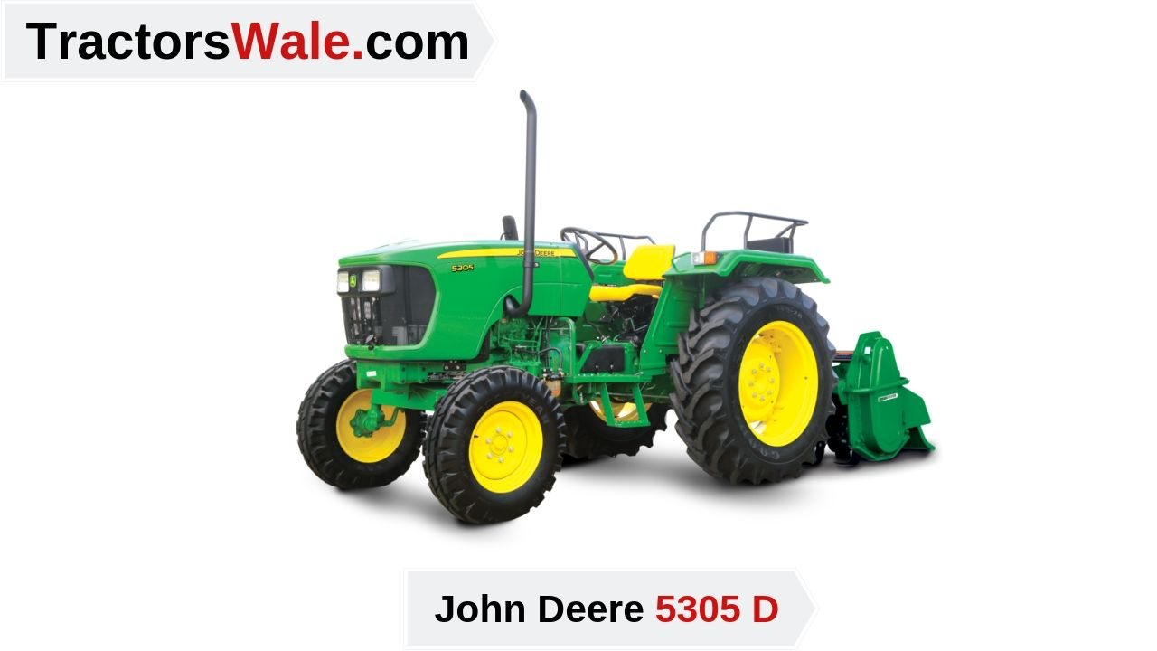 John Deere 5305 D Tractor Price specifications - John Deere Tractor