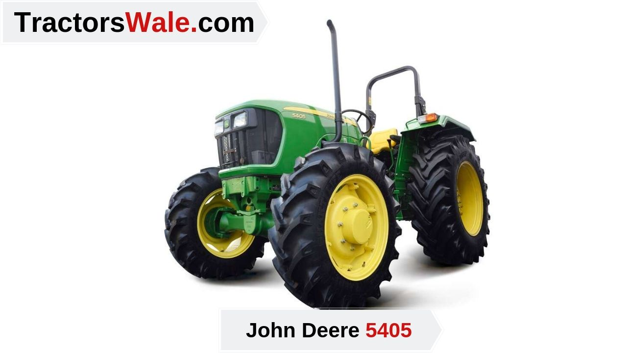 John Deere 5405 Tractor Price specifications - John Deere Tractor