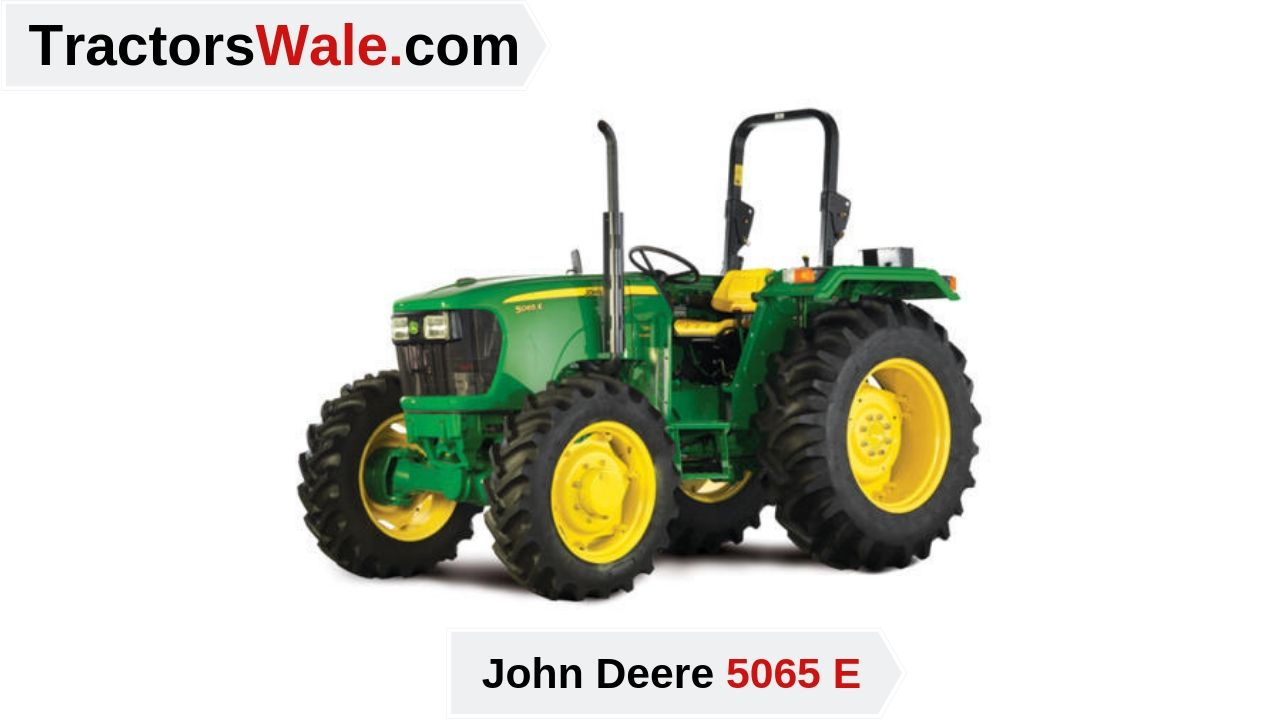 john deere 5065E tractor Price specifications – john deere tractor price