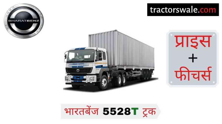 BharatBenz 5528T