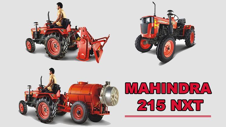 Mahindra Yuvraj 215 NXT Mini Tractor Price Specification | Mahindra tractors