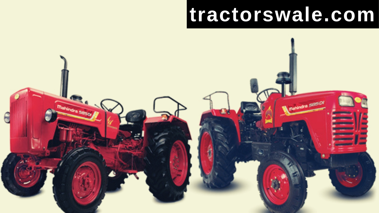 mahindra 585 di tractors