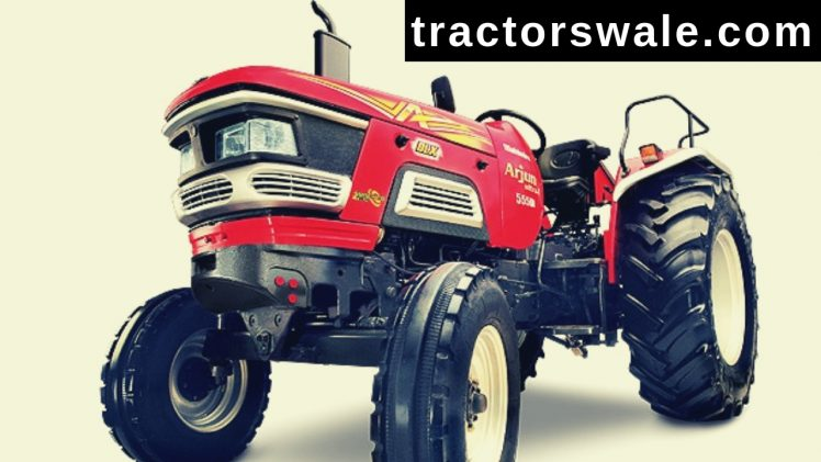 Mahindra Arjun 555 DI Tractor On Road Price List Specifications Details 2019