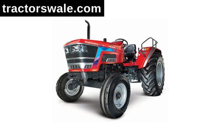 Mahindra Arjun Tractor Novo 605 DI-PS Price Specifications 2019