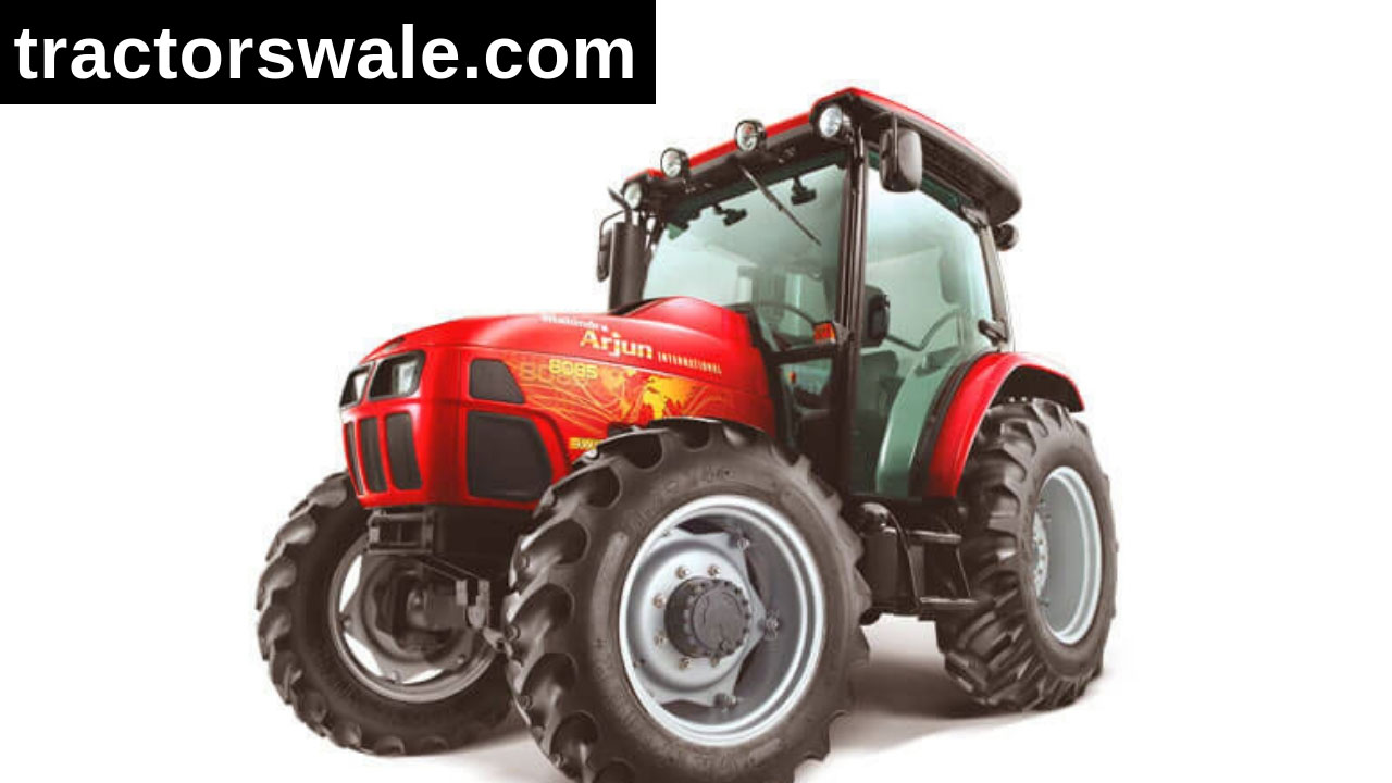 Mahindra Arjun International 8085 Tractor Price Specifications Mileage 2019
