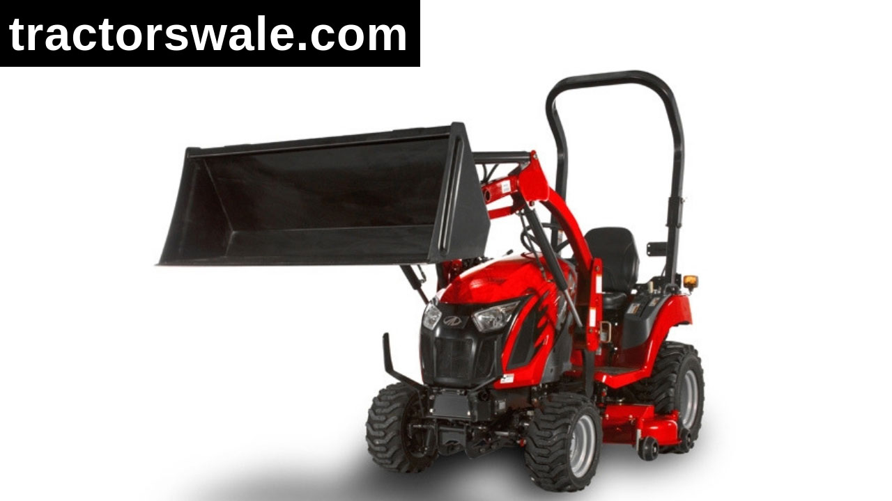 Mahindra Emax 20s HST Tractor 2019 Price Specifications Review