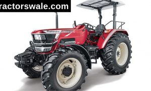 New Mahindra Novo 755 DI Tractor (2019) Price, features, Specifications India