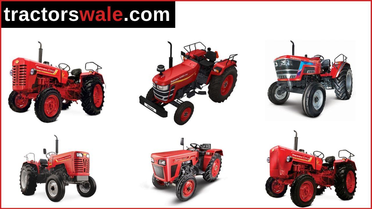 All Mahindra Tractor – New Tractors Model Price Specs Mileage 2019