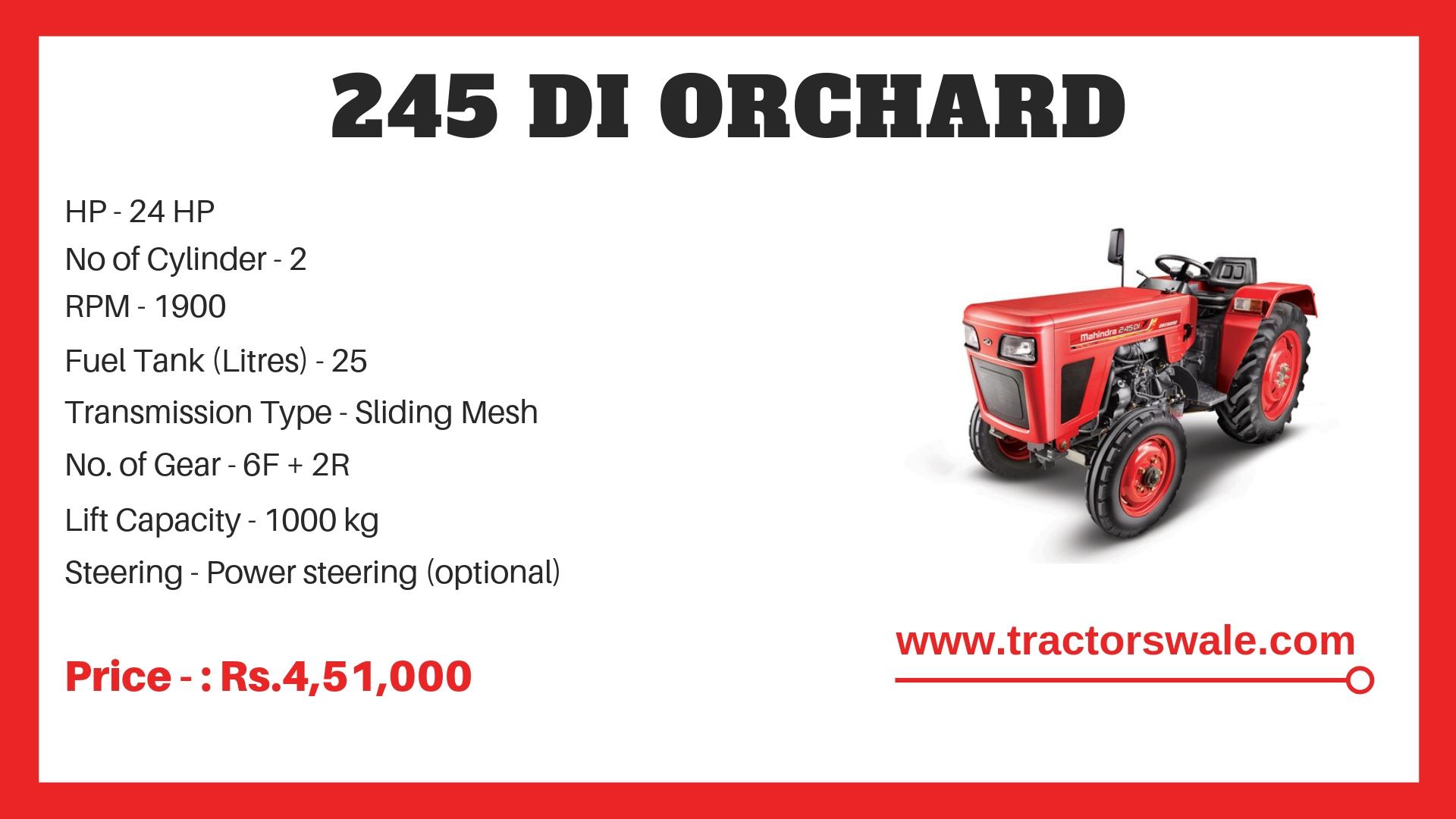 Mahindra-Tractor---Mahindra-Mini-Tractor-245-DI-Orchad