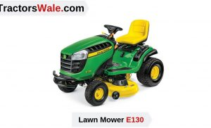 Best Riding Lawn Mower E130 2019 | John Deere E130 Review Price